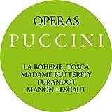 Giacomo Puccini : Ses opéras dans un coffret!