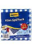 aqualine 2622 Vlies Spültuch 33x35cm Vorteilspack 8+2 Tücher (Y27)