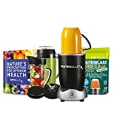 NutriBullet RX 1700W Power Black Nutri Bullet Blender Mixer Juicer Extractor Food Processor