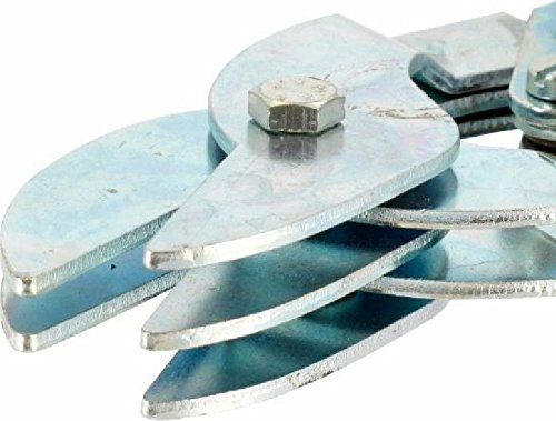 ABC Tools B 20280000Zange für reduzieren Rohre von Blech, mehrfarbig