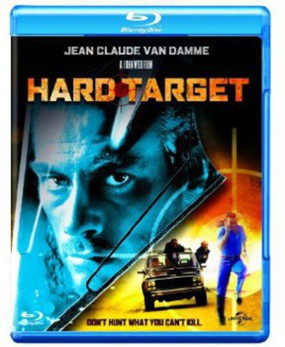 Hard Target [Blu-ray] [Import italien]