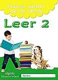 Nuevo jardín de las letras. Leer 2. Educación Infantil (Educación Infantil Algaida. Lectoescritura) - 9788490677414