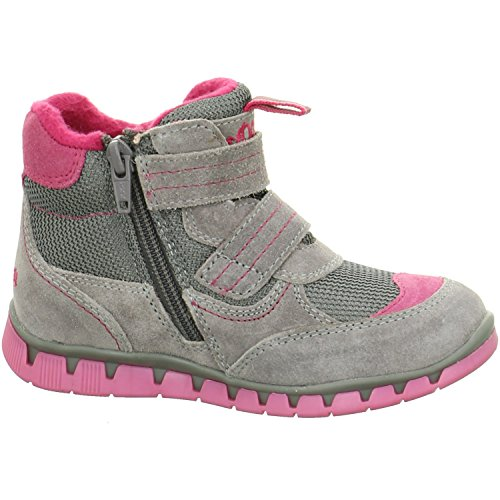 s s Oliver 200grey Velour Oliver Grau Mesh Hell pink Rww5qSnxZ