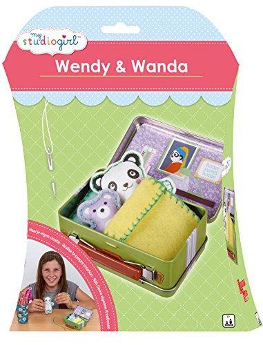 university-games-82245-kit-de-loisirs-creatifs-my-studio-girl-wendy-wanda