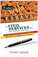 ESSAYS for Civil Services and Other Competitive Examinations