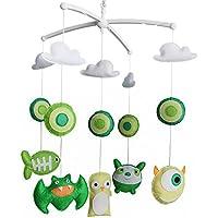 [Adventure] buntes hängendes Spielzeug, Babybett Spielzeug,Musik Mobile,Geschenk preisvergleich bei kleinkindspielzeugpreise.eu