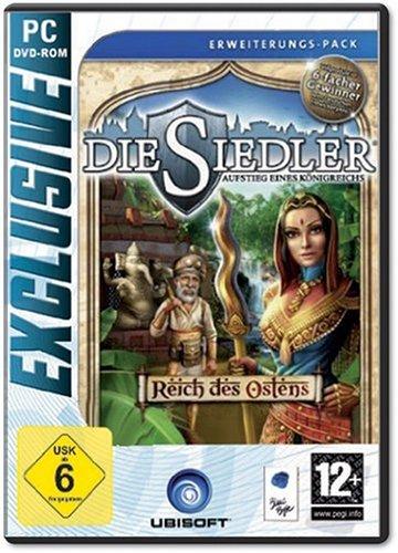 Die Siedler 6 - AEK - Reich des Ostens Add-On (Dvd-spieler, Indien)