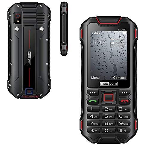 ☎²-DUAL SIM 3G/UMTS/HSDPA/TETHERING/PANZERGLASFOLIE -Outdoor- Handy-Rugged-/Taschenlampe/von G-TELWARE® IP68 2500mAh in DEUTSCH 2 Jahre GARANTIE!