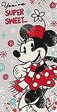 Minnie Mouse Porte-monnaie de Noël