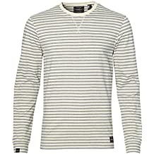 O 'Neill Jack' s Special L/SL Camiseta de streetwear Camiseta & Blusa, hombre, Jack's special l/sl t-shirt, White Aop, large