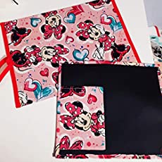 Pizarra enrollable Minnie Mouse