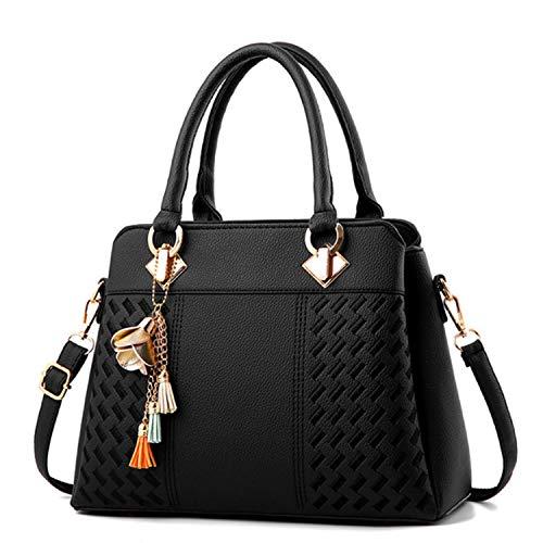 Damen Handtaschen Damen Handtaschen Umhängetasche Umhängetasche Umhängetasche Messenger Tote Bag - Tote Sattel