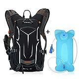 Gender: Unisex  Rain Cover: Yes  Backpacks Type: External Frame  Model Number: Outdoor Bags  Function: Waterproof Outdoor Backpack  Material: TPU + SBR + Nylon