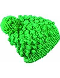 Myrtle Beach donna textilewaren Bobbles a berretto a maglia con pompon 4579a5cc79e9
