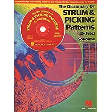 Dictionary of Strum and Picking Patterns for Guitar Bk/online audio by Fred Sokolow (1995-01-01)