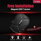 TKSTAR905 Localizador GPS para vehículos, Tiempo Real Seguimiento GPS/gsm/GPRS/SMS Coche Motocicleta Bicicleta Rastreador GPS Tracker GPS Locator