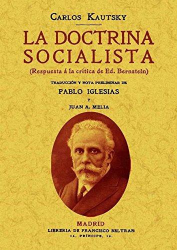 La doctrina socialista