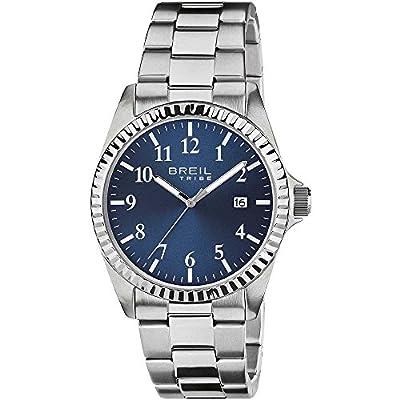 BREIL Reloj Tribe Classic Hombre Sólo el tiempo Azul Acero - EW0235 de BREIL