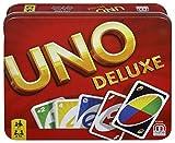 Mattel K0888-0 - UNO Deluxe, Kartenspiel
