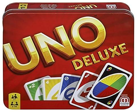 Uno - K0888 - Jeu De Société Éducatif - Luxe