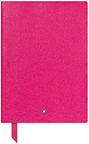 Montblanc Fine Stalized Unisex 146 Pink Lined Leather Notebook Accessories 116520