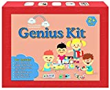 Best 2 Year Old Gifts - VAANDOOZ Complete Math, English and Gk Kit, 2 Review