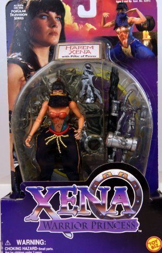 Xena - Warrior Princess - Action Figure - Xena - in Harem Outfit - 5
