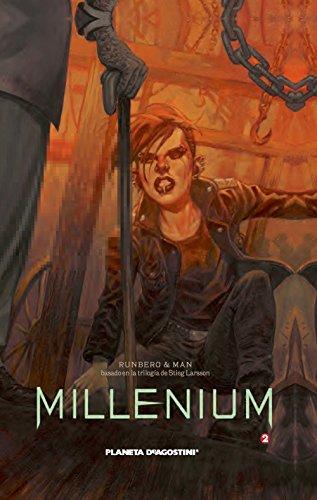 Millenium nº 02/03 La chica que soñaba con una cerilla: Basado en la trilogía de Stieg Larsson (BD - Autores Europeos)