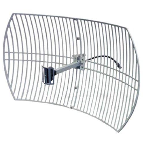 24Dbi Antenna parabolica di griglia grid Wi-Fi esterno