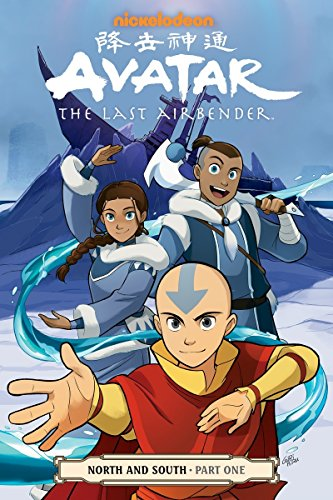 Avatar - the Last Airbender 1: North and South