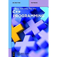 C++ Programming (De Gruyter Textbook)