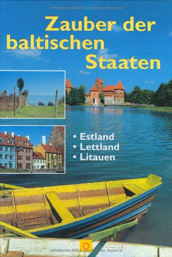 Zauber der baltischen Staaten: Estland, Lettland, Litauen (Sconto)