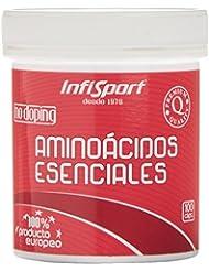 Infisport S.L.  - Aminoacidos esenciales 100 capsulas