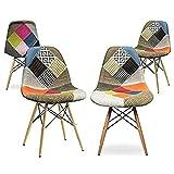 La sedia DSW è uno dei modelli di design più popolari e all'avanguardia dell'ultimo secolo, un vero è proprio sempreverde dell'arredamento. Stile, eleganza e comodità si uniscono in una creazione unica per dareun tocco distintivo a qualsiasi ...