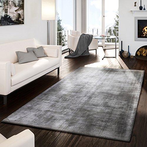 teppich-handgetuftet-modern-qualitt-edel-viskose-garn-schimmer-glanz-grau-gre10x10-cm