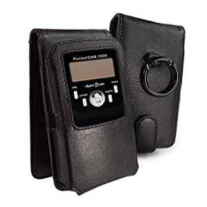 Tuff-Luv faux leather case cover for PocketDAB 1500 1000