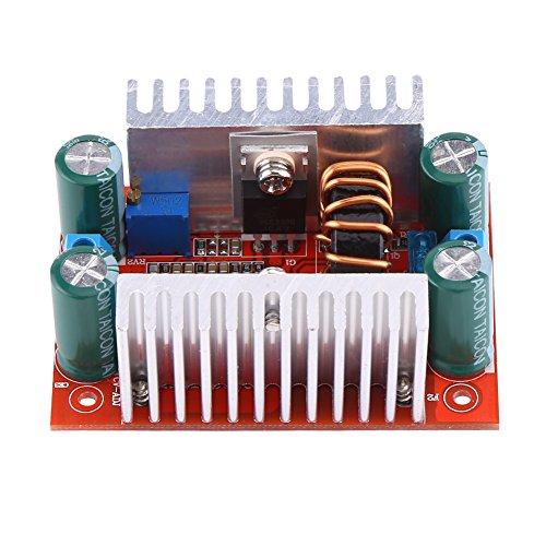 400W DC-DC Konstantstrom Boost Converter Step-up Stromversorgungsmodul LED Treiber 8.5-50V bis 10-60V -