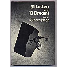 31 Letters and 13 Dreams (Poems)