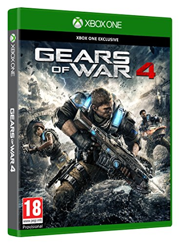 GEARS OF WAR 4 - EDICION ESTANDAR