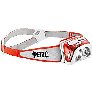Petzl Reactik Head Light - Compact, Rechargeable and Intelligent with Reactive Lighting Technology