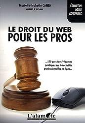 Le Droit du Web pour les Pros