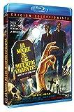 La Noche de los Muertos Vivientes  BD 1968 Night of the Living Dead [Blu-ray]