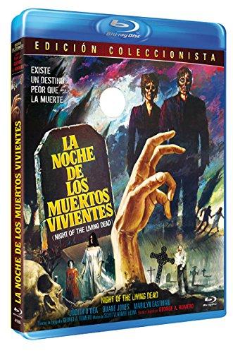 La Noche de los Muertos Vivientes  BD 1968 Night of the Living Dead [Blu-ray] 51bSAhdQhJL