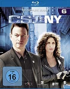 CSI: NY - Season 6 [Blu-ray]
