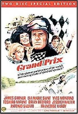 Grand Prix (2 Disc Special Edition) [DVD] by James Garner