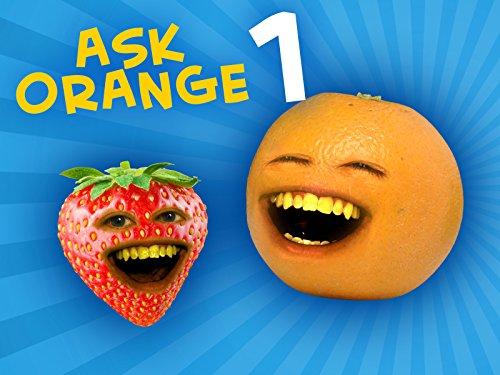 Ask Orange 1: Strawberry Squash!