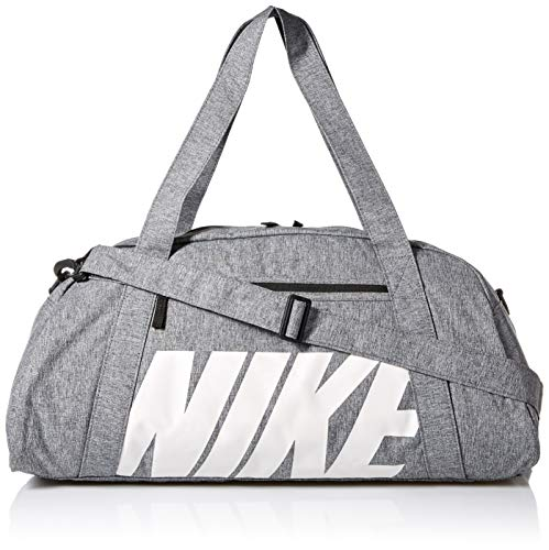 Nike Damen W NK Gym Club Bag, Black/Vast Grey, MISC - Nike Tasche Frauen