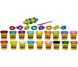 Play-doh Super Color Kit, 18 Fun Colors, 16 Tools and Accessories
