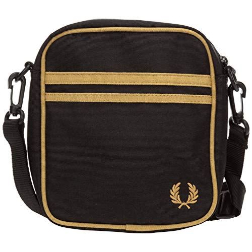 Fred Perry TWIN TIPPED SIDE BAG Bolso pequeño/Cartera