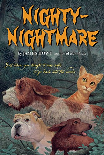Nighty-Nightmare (Bunnicula and Friends Book 4) (English Edition)